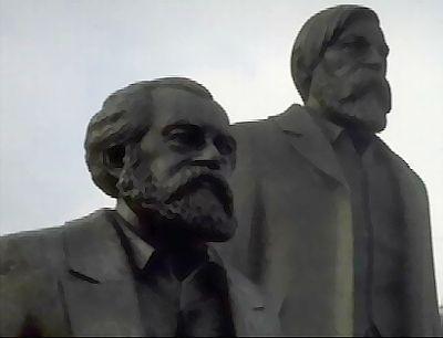 Marx en Engels